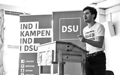 DSU er klar til valg!