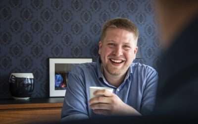 Interview med Kasper Sand Kjær: Demokratiet står kun så længe, det har borgernes opbakning