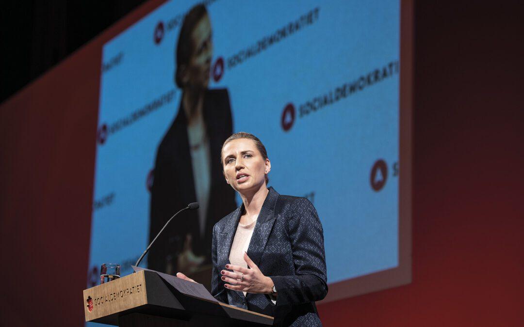 Reportage fra Socialdemokratiets kongres: Socialdemokratiet er klar til kamp