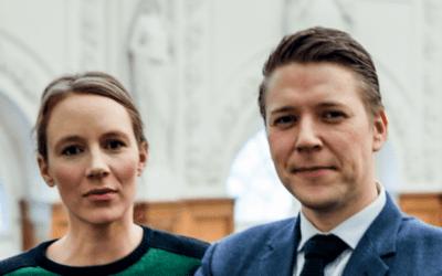 Wermelin og Langhoff:  Pionererne brød glaslofterne ned