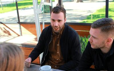Brandenborg & Grandt: Kurs mod Folketinget