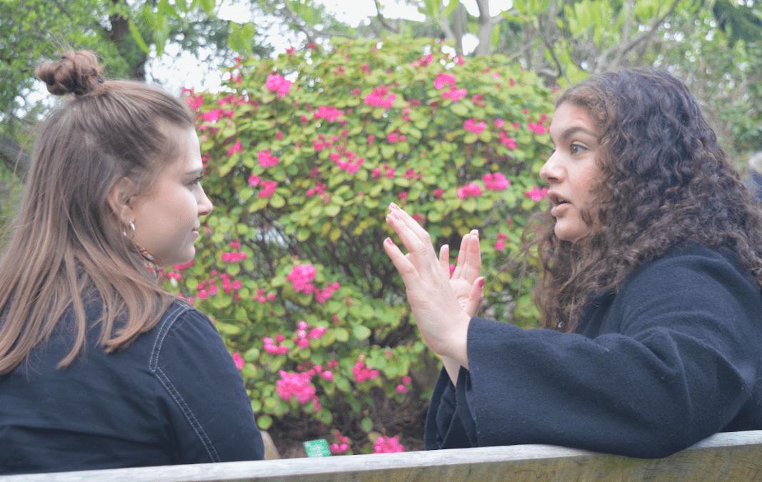 Nilly Taheri & Sebastian Klein: Vi skal turde gribe fat