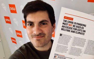 COVID-19: Fælles opråb fra unge socialdemokrater i Norden