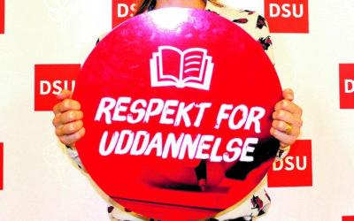 DSU & FH Ungdom: Skær ikke på uddannelserne