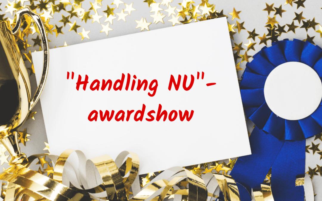 """DSU kårer prisvindere til """"Handling NU""""-awardshow"""