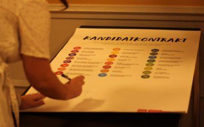 DSU lancerer kandidatkontrakt til kommunal- og regionsrådsvalget