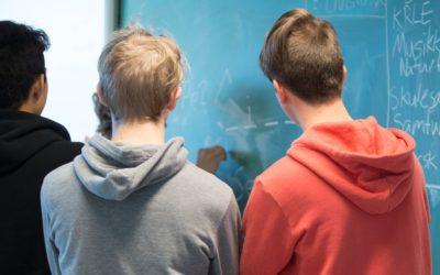 Der mangler maskulinitet og forbilleder for drenge i skolen