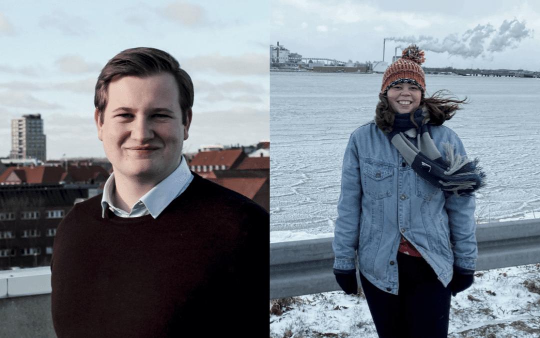 DSU-kandidater melder klar til valg: Vi vil kæmpe for de unge