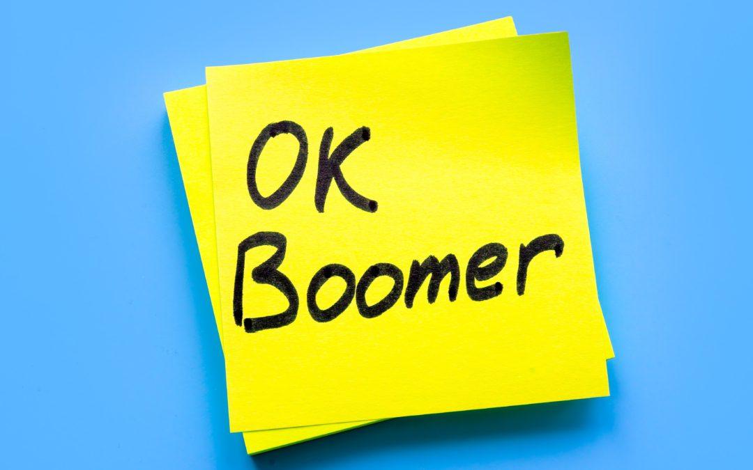 Boomers mobber min generation ud af den offentlige debat